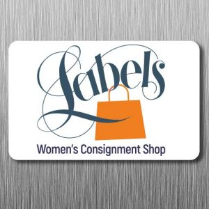 Labels Gift Card